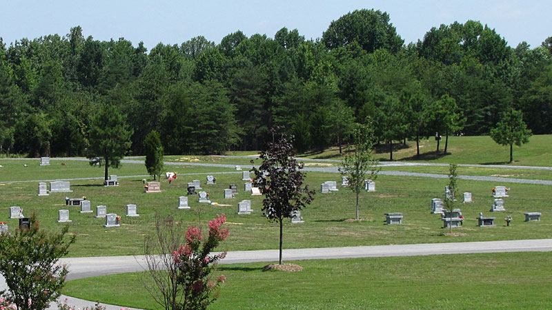Heritage Memorial Cemetery - View of Cemetery Grounds